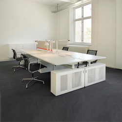 DO6400 Elevation table | Desking systems | Designoffice