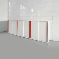 DO4500 Sliding door cabinet system | Meubles de rangement | Designoffice