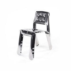 Chippensteel 0.5 | inox steel | Visitors chairs / Side chairs | Zieta