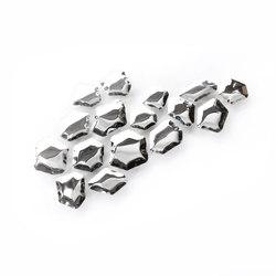 Kamyki | inox steel | Ganci / Supporti | Zieta