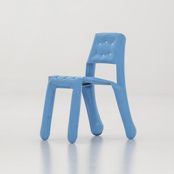 Chippensteel 0.5 | blue | Visitors chairs / Side chairs | Zieta