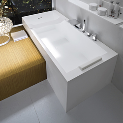 Argo Bathtub | Bathtubs rectangular | Rexa Design