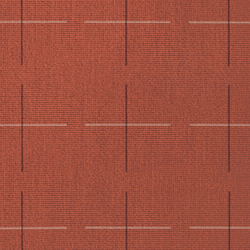 Lyn 03 Brick | Wall-to-wall carpets | Carpet Concept