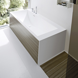 Giano Bathtub | Bathtubs rectangular | Rexa Design
