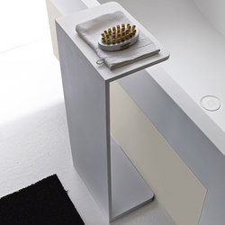 Universal bathtub shelf | Bath shelves | Rexa Design