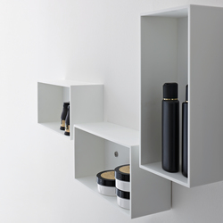 Open compartment | Bath shelving | Rexa Design