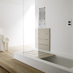 hochwertige wanne dusche kombinationen badewannen auf. Black Bedroom Furniture Sets. Home Design Ideas