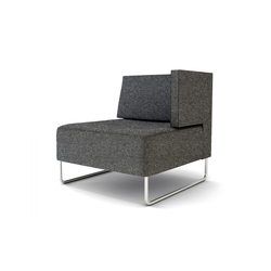 Urban 835 1BR | Lounge chairs | Capdell