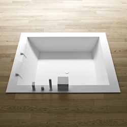 Unico Bathtub recessed | Built-in bathtubs | Rexa Design
