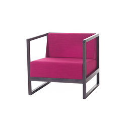 Casablanca Lounge armchair | Poltrone lounge | TON