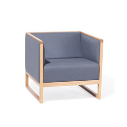Casablanca Lounge armchair | Lounge chairs | TON