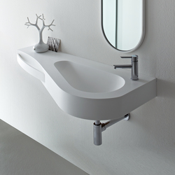 Boma Integrated top | Wash basins | Rexa Design