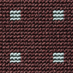 Net 1 Rosso | Carpet rolls / Wall-to-wall carpets | Carpet Concept