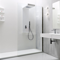 Argo Ducha Plato y cierre | Shower screens | Rexa Design
