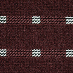 Net 6 Rosso | Wall-to-wall carpets | Carpet Concept