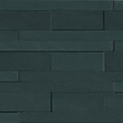 Flow Wall 3D Coal | Ceramic mosaics | Caesar