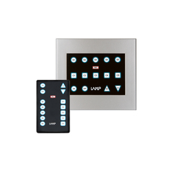 Scening Control and regulation systems | Lichtsysteme | Lamp Lighting
