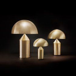 Atollo | 233 238 239 Gold | General lighting | Oluce