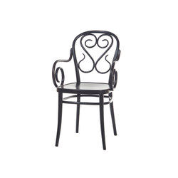 04 Armchair | Restaurant chairs | TON