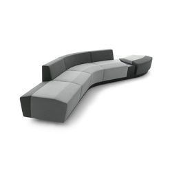 Affair Never-ending sofa | Asientos modulares | COR