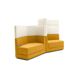 Scope Seating group | Sistemi di sedute componibili | COR