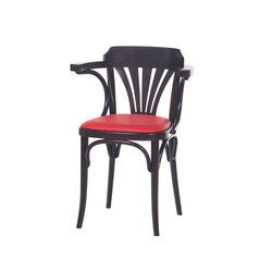 24 Chair upholstered | Visitors chairs / Side chairs | TON