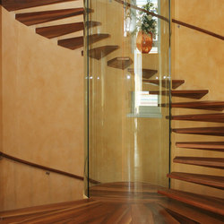 Glass stairs | Staircase systems