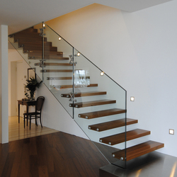 Mistral Spider   Staircase systems   Siller Treppen