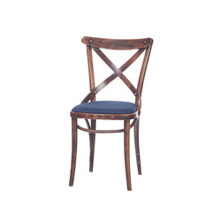 150 Chair upholstered | Restaurant chairs | TON