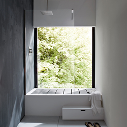 Unico Shower | Bathtubs rectangular | Rexa Design