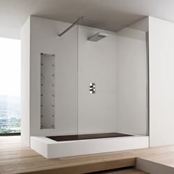 Unico Shower Bathtub | Built-in bathtubs | Rexa Design