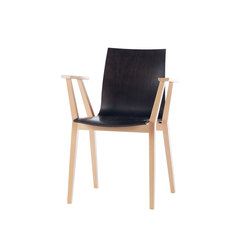 Stockholm Armchair | Restaurant chairs | TON