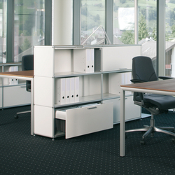 spinoff shelving system | Office shelving systems | formfarm
