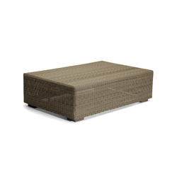 Aspen medium footstool/sidetable | Gartenhocker | Manutti