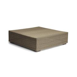Aspen large footstool/sidetable | Taburetes de jardín | Manutti