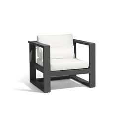 Fuse 1 seat | Sillones de jardín | Manutti