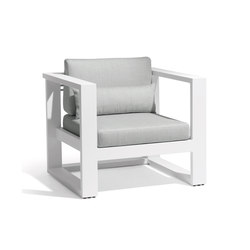 Fuse 1 seat | Armchairs | Manutti