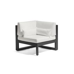 Fuse corner seat | Garden armchairs | Manutti