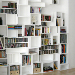 Cubit shelving system | Shelving | Cubit