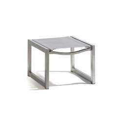 Latona textiles footstool/sidetable | Tabourets de jardin | Manutti
