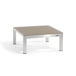 Liner lounge table | Tables basses de jardin | Manutti