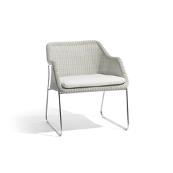 Mood 1 seat | Garden armchairs | Manutti
