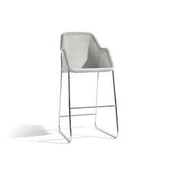 Mood 1 barstool | Bar stools | Manutti
