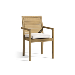 Siena square chair | Garden chairs | Manutti