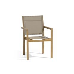 Siena textiles chair | Garden chairs | Manutti