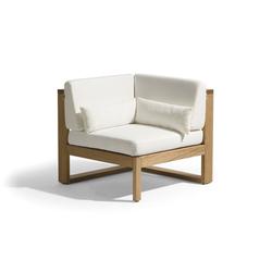 Siena lounge corner seat | Garden armchairs | Manutti