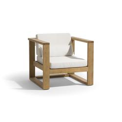 Siena lounge 1 seat | Gartensessel | Manutti