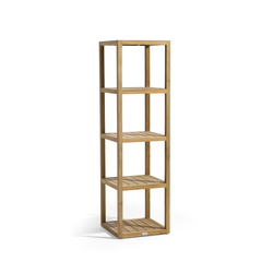 Siena rack | Bath shelving | Manutti
