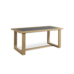 Siena rectangular dining table | Mesas comedor | Manutti