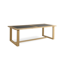 Siena rectangular dining table | Esstische | Manutti